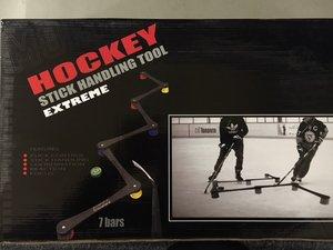 """Nyhet"""" Stickhandling7 häckar för Hockey Och Innebandy"""