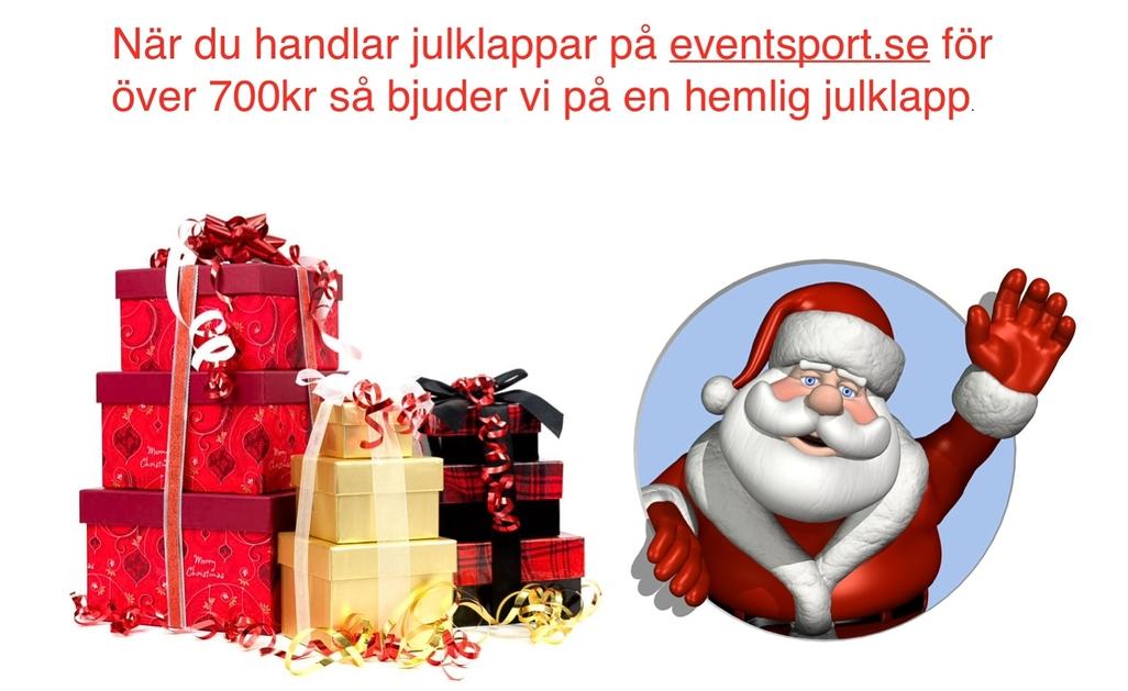 Få en julklapp på köpet